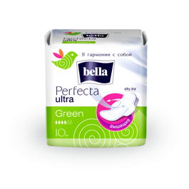 Bella Perfecta Ultra Green 10 шт