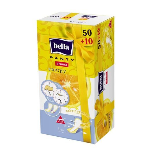 Bella Panty Aroma Energy 60 шт