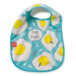 Нагрудник на липучке WATER-PROOF BABY BIB X1