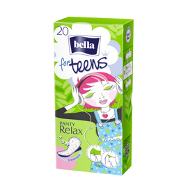 Bella for teens Relax 20 шт
